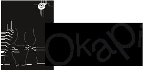 Okapipost logo